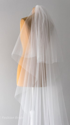 Two Tier Veils