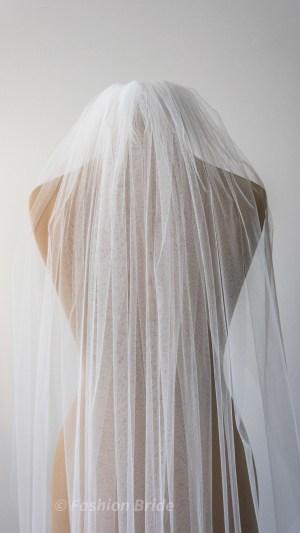 Bridal Tulle Veils