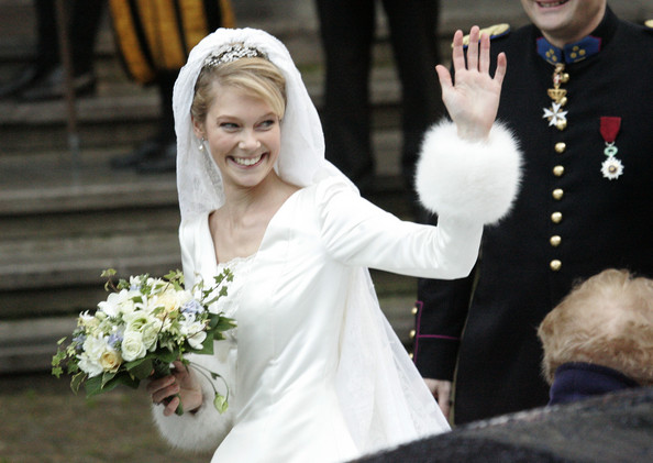 Road to the Royal Wedding: Marie-Christine of Austria