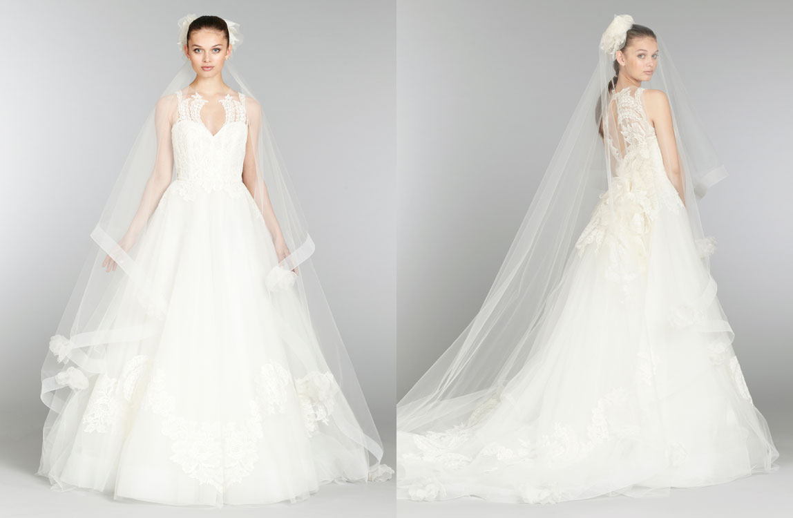 Lazaro-bridal-tulle-ball-gown-cameo-sweetheart-neck-floral