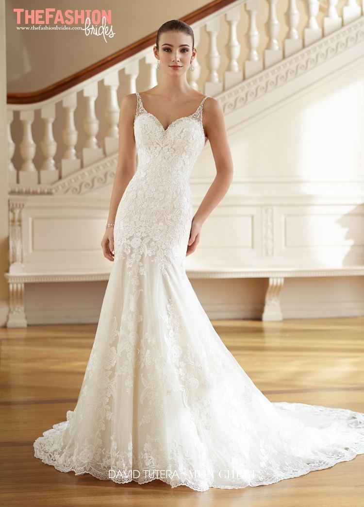 David Tutera 2018 Spring Bridal Collection The FashionBrides