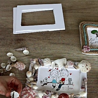 Craft ideas for picture frames