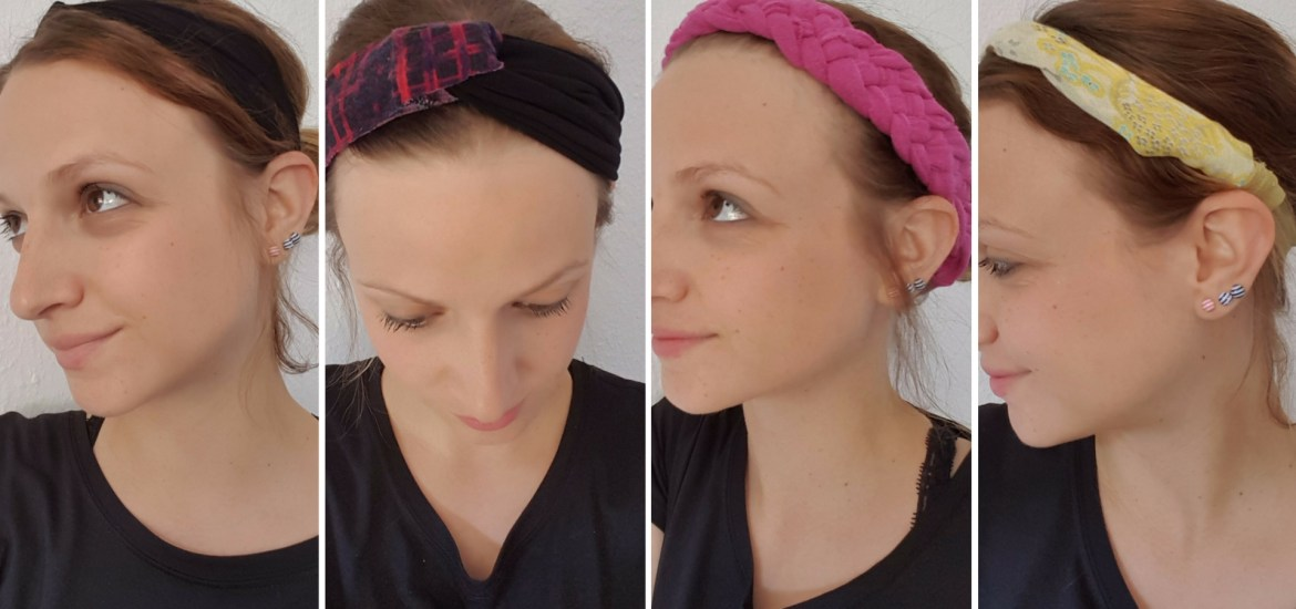 DIY Headbands: How to Make Headbands out of a Shirt