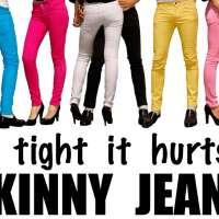 The Skinny on Skinny Jeans