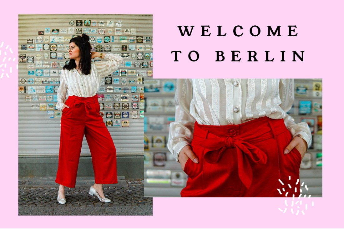 Capsule Wardrobe Berlin Streetstyle Fashion Changers