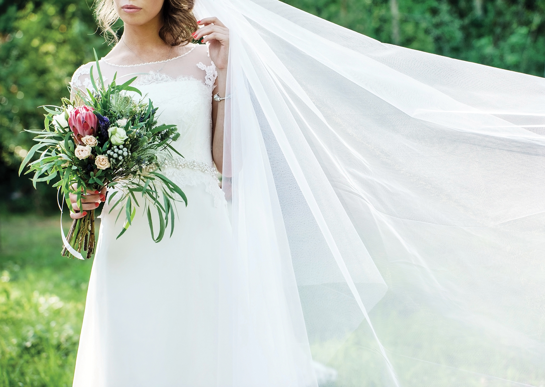 Wedding Gown Care In Omaha