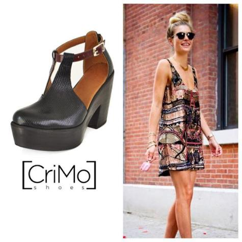 CRIMO | SUSTAINABLE FOOTWEAR