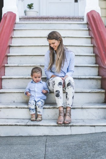 Like Mother, Like Daughter Matching Outfit Ideas for the Season