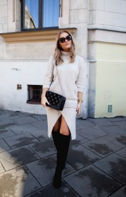 Comfy Sweater and Skirt Combos for the Fall