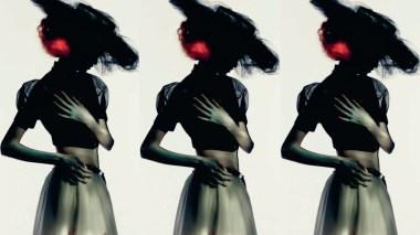 Molly Blair 'Full Bloom' Paolo Roversi for Vogue Italia 3