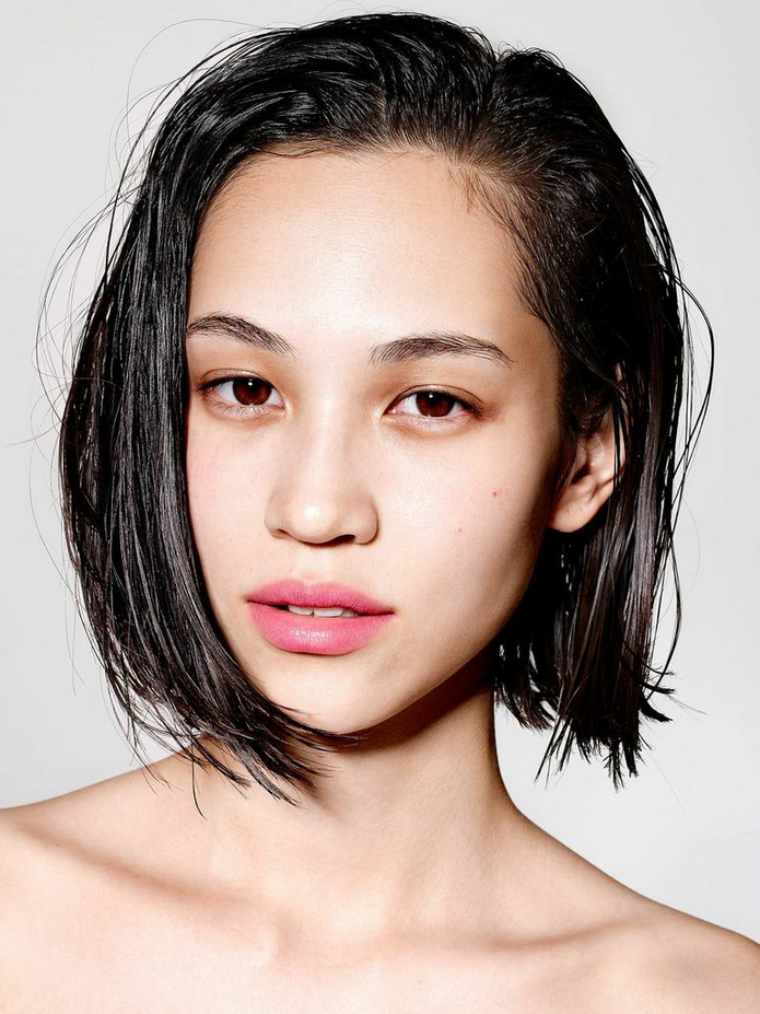 2017 spring fashion trends - Kiko Mizuhara In Neo Japan By Richard Burbridge For Free