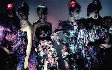 Paolo Roversi 'Haute Couture' Vogue Italia September 2015 8