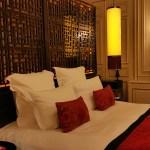 Buddha Bar Hotel Paris - la chambre