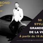 James Bond expo