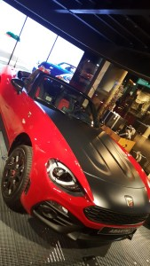 Motor Village - Paris, Abarth 124 Spider
