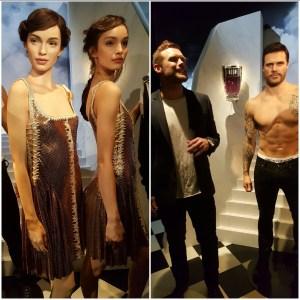 Luma Grothe & Nick Youngquest @ Musée Grévin