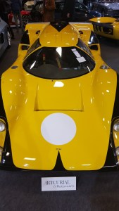 Rétromobile 2017 : Lola Racing Car