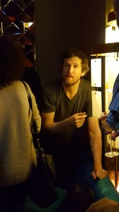 Guillaume Canet, Rock N'Roll le film @ Pathé Beaugrenelle