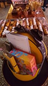 Hat Box La Maison du Chocolat - Summer 2017 @ Hôtel de Jobo