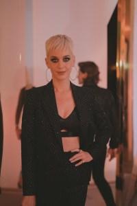 Katy Perry @ Gabrielle Chanel Party - Palais de Tokyo