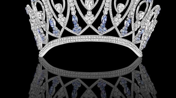 la couronne de miss france 2018 par julien d u0026 39 orcel