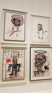 Exposition Basquiat x Egon Schiele à la Fondation Louis Vuitton