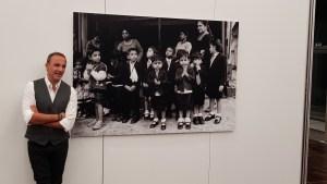 """Exposition photos Nikos Aliagas """"l'épreuve du temps"""""""