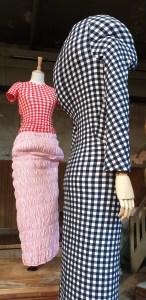 Exposition Musée Bourdelle : Back Side / Dos à la mode : comme des Garçons 1997