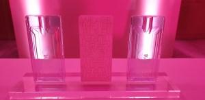 Lancement du nouveau parfum Lancôme : Idôle, au Palais d'Iéna Paris