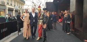 Sinner Hotel Paris le Marais, inauguration
