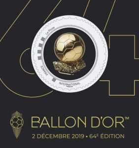 Ballon d'Or 2019 - La Poste