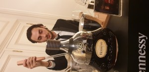 Dandy's night - Plaza Athénée Paris, Cognac Hennessy