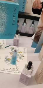 Beauty Press février 2020 Paris : Neomist