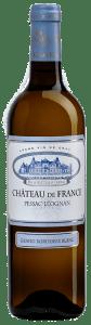 Chateau de France Pessac Leognan blanc 2018