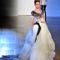 a TONI MATICEVSKI FALL 2010 preview… of the SHOES on the CATWALK
