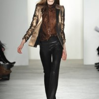 ERIN FETHERSTON SPRING 2011 COLLECTION FASHION WEEK NEW YORK