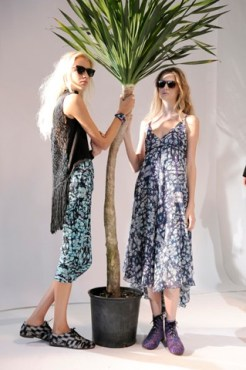 Ready to wear Spring Summer 2011 _ Mara_Hoffman _ New York _ September 2010