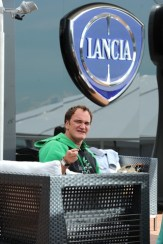 attends the Lancia Cafe during the 67th Venice International Film Festival on September 2, 2010 in Venice, Italy.