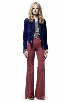 COLETTE RESORT 2011 at colette.fr featured on fashion daily mag BLEU BLANC ROUGE