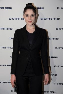 G Star Raw's night of Art, Music and Fashion with Gemma Arterton at One Mayfair, London, Britain - 13 Jan 2011