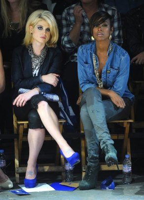 G-Star RAW Spring/Summer 2011 Collection - Backstage/Front Row