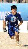 Fourth Annual DIRECTV Celebrity Beach Bowl ñ Game