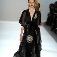 NANETTE LEPORE FALL|WINTER 2011 mercedes-benz fashion week new york
