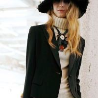 CATHERINE MALANDRINO paris chic for fall 2011 New York