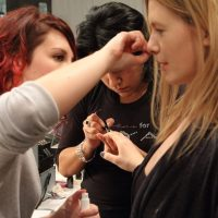 BEAUTY on the RUNWAY: ZOYA nails at FWNY