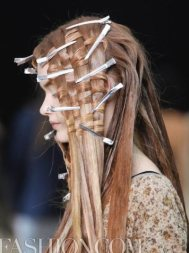 ALEXANDER-McQUEEN-spring-2011-selection-brigitte-segura-photo-2nowfashion-in-bling-on-the-hair-trends