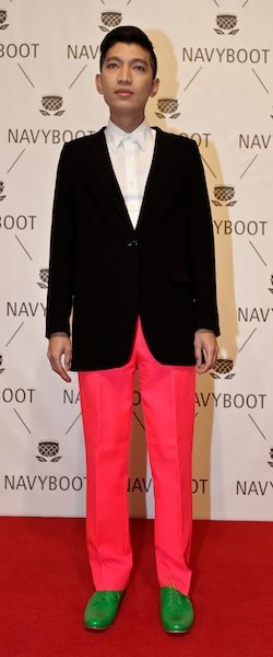 BRYANBOY at NAVY BOOT event photo image.net on FashionDailyMag