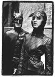 GAULTIER-Ali-Stephens-and-Batman-fw-09-10-photo-Thierry-Le-Gous-on-FDM-