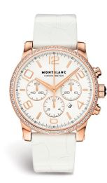 Montblanc TimeWalker Chronograph Diamonds Automatic