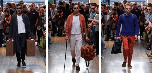 TRUSSARDI mens ss2012 milan photo courtesy of Trussardi on FDM